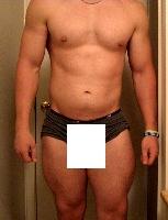 [Aporte]Porcentaje de grasa corporal en fotos Frontal2