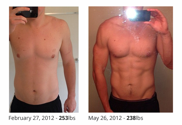 Train For Performance, Not For Aesthetics: How CT Lost 15lbs in 13 ...