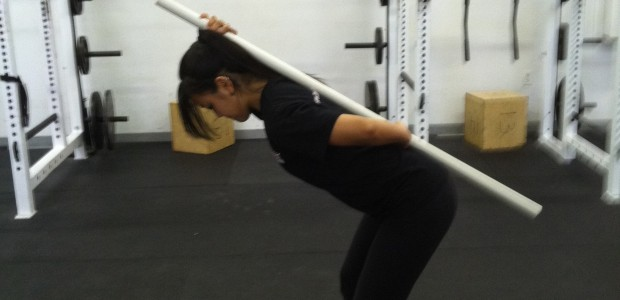 back extension hyperextension