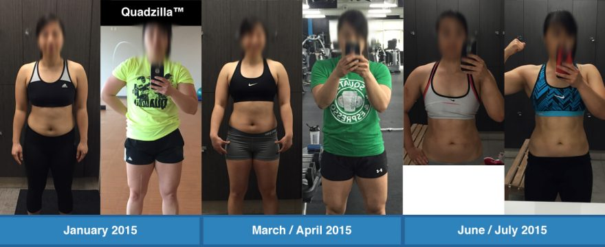 What Losing 13 Pounds in 8 Months Can Teach You About What It Takes To Transform Your Body