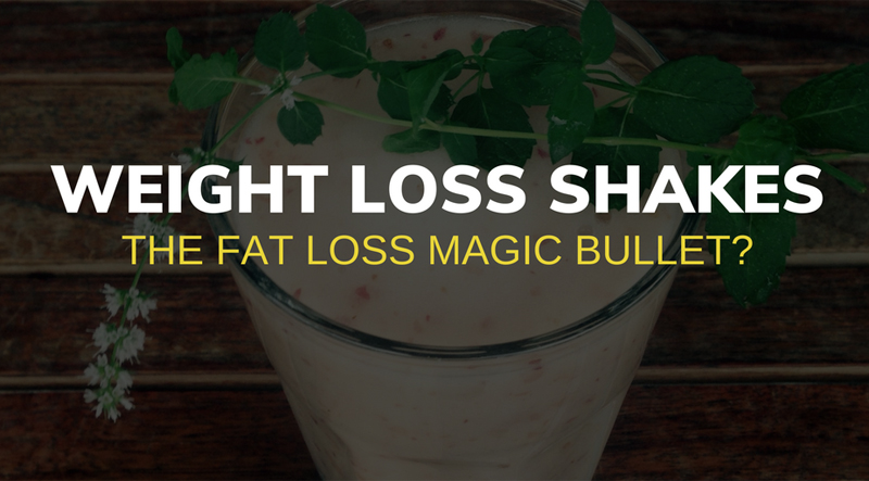 weight loss shakes