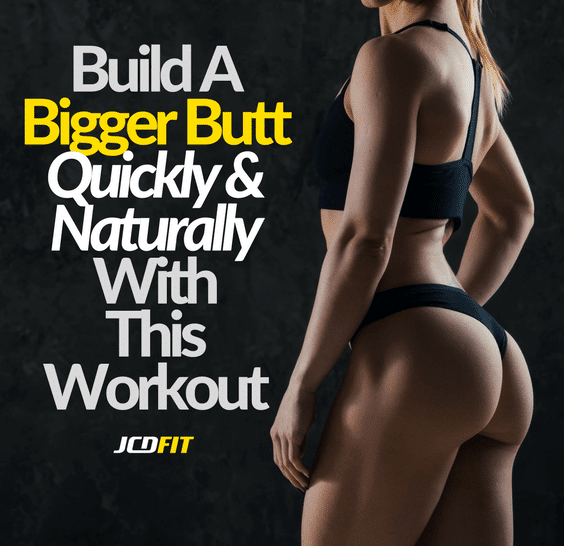 booty workout natural