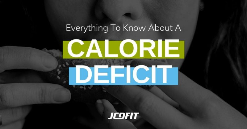 caloric deficit intro