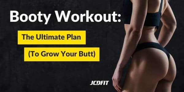 booty workout plan